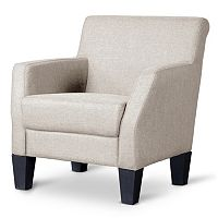Baxton Studio Silhouettes Club Chair
