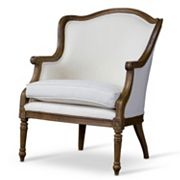 Baxton Studio Charlemagne French Accent Chair