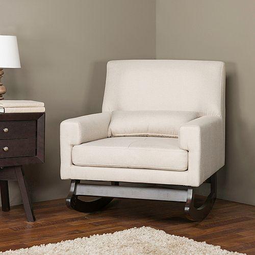 Baxton Studio Empire Rocking Chair