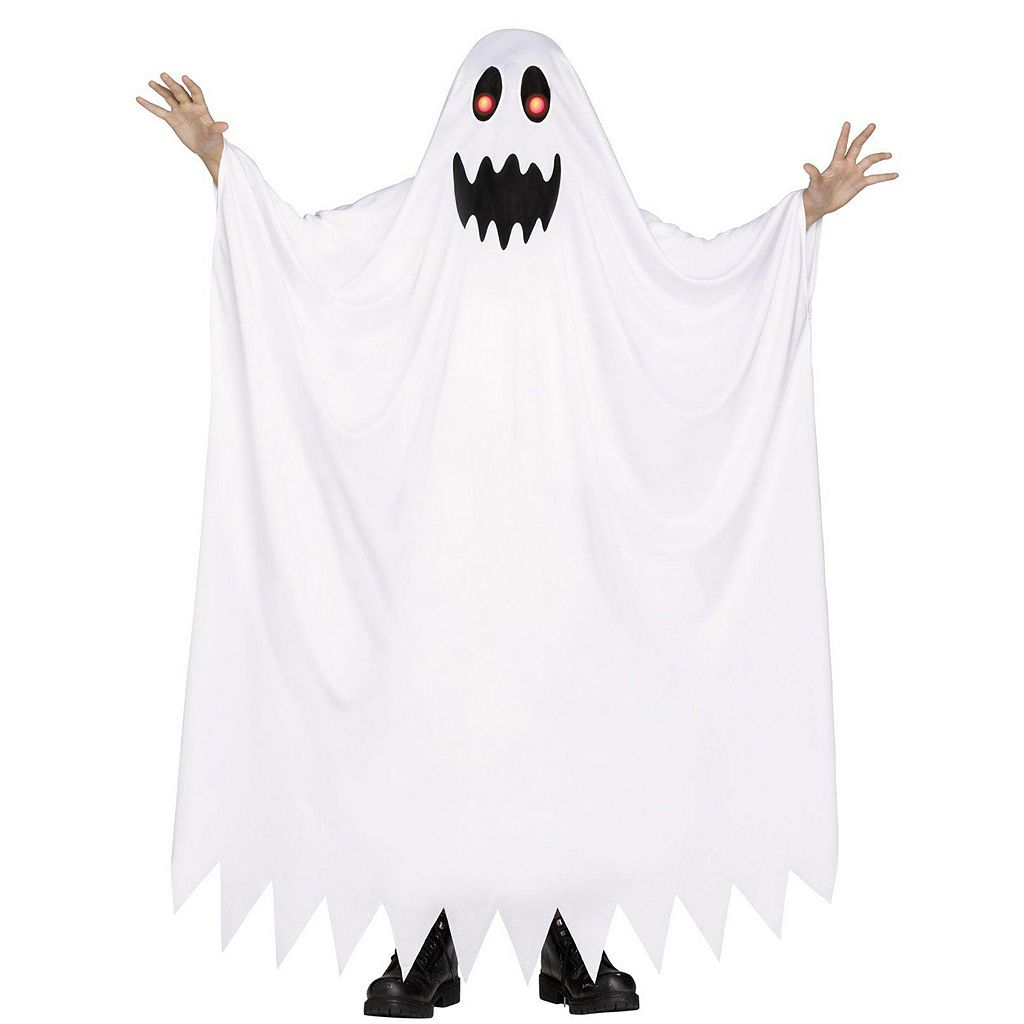 Light-Up Ghost Costume - Kids