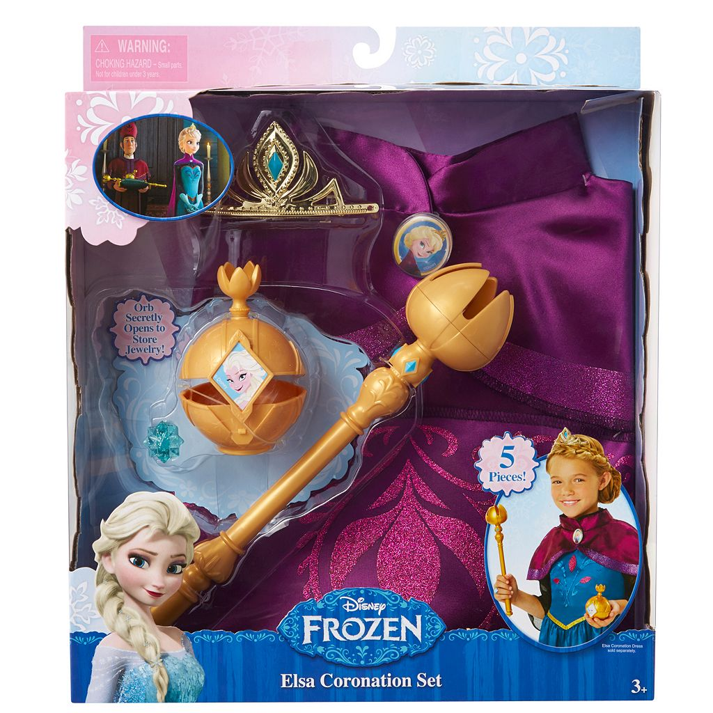 Disney's Frozen Elsa 4-pc. Coronation Set