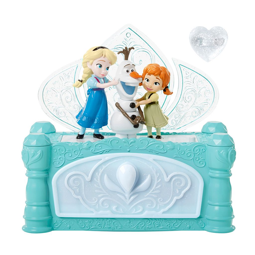Disney's Frozen Jewelry Box
