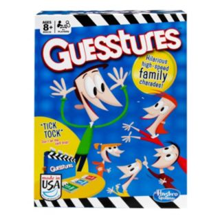 Guesstures Game by Hasbro