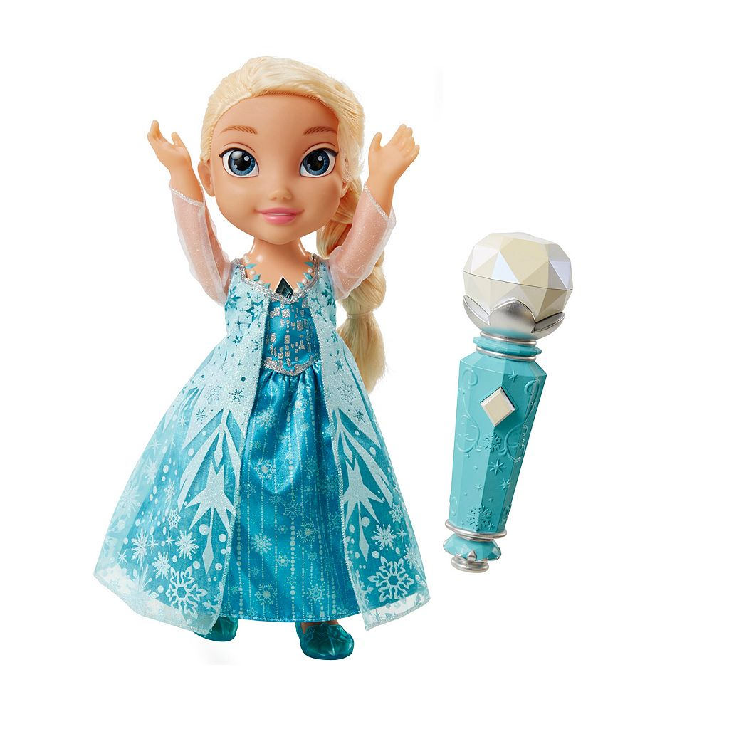 Disney's Frozen Sing Along Elsa Doll