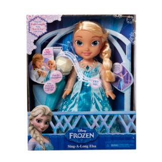 Disney's Frozen Sing Along Elsa Doll