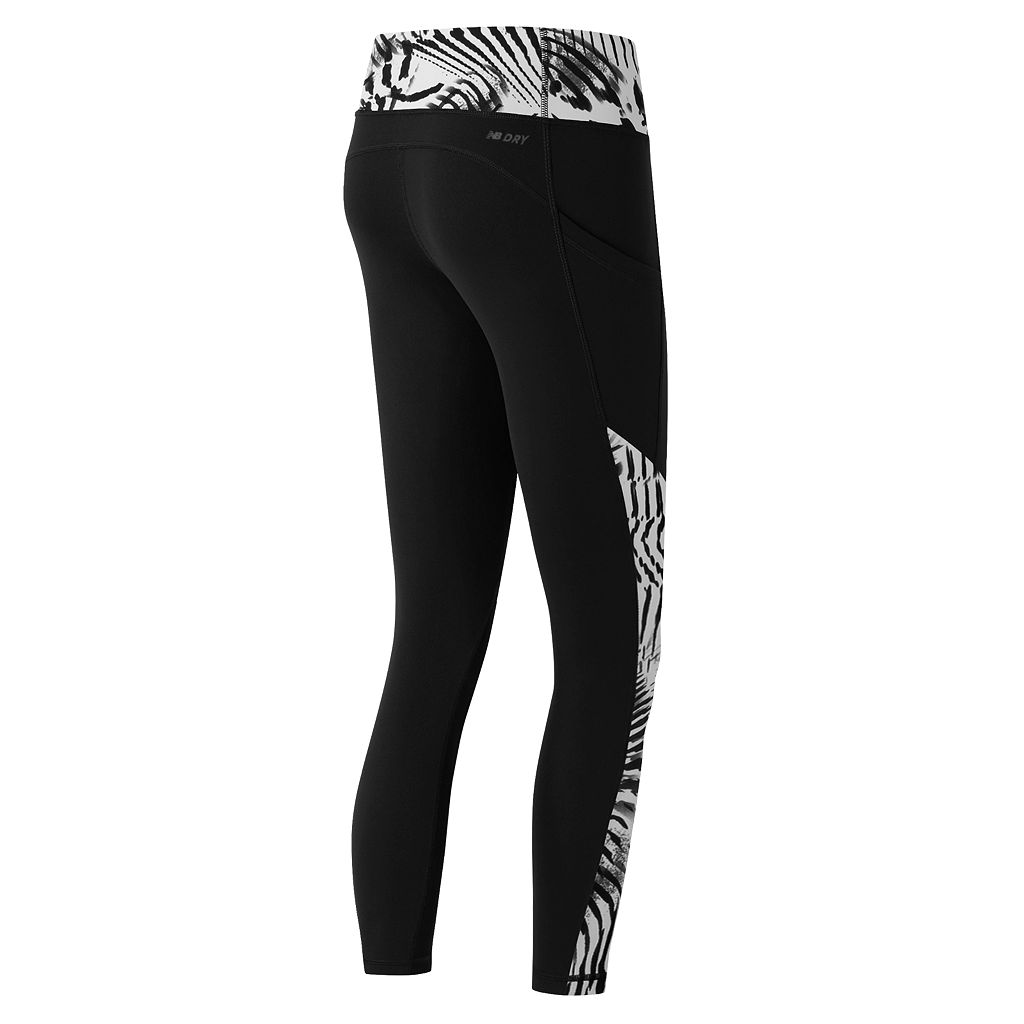 Women's New Balance Fashion Capri Workout Tights