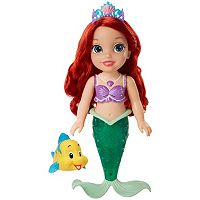 Disney Princess The Little Mermaid Colors of the Sea Ariel Bath Doll