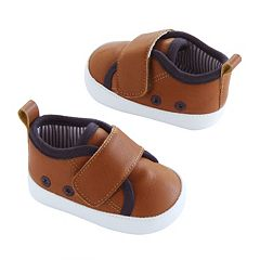OshKosh B'gosh® Baby Boy Faux-Leather Crib Shoes