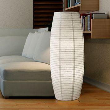 Adesso Suki Floor Lantern