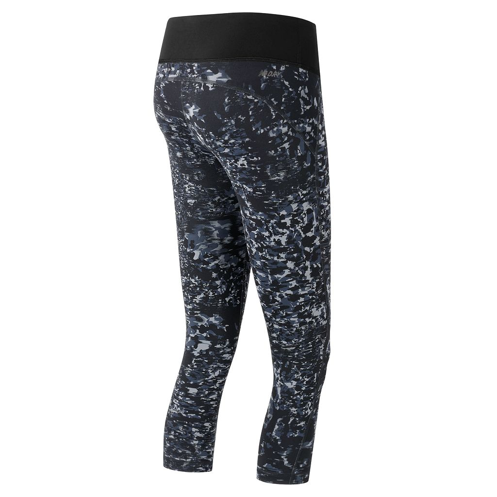 Women's New Balance Premium Performance Capri Workout Tights