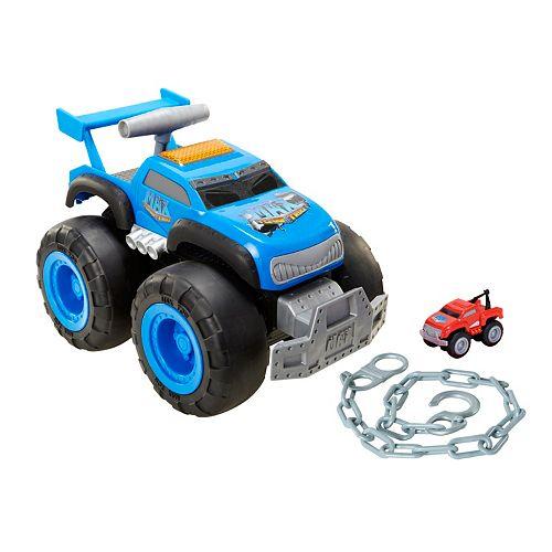 Max Tow Truck Turbo Speed Mini Hauler Set