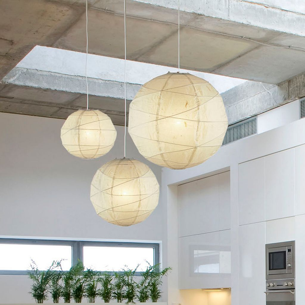 Adesso Orb Large Pendant Lamp