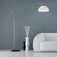Adesso Outreach Arc Floor Lamp