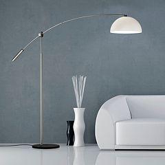 Adesso Outreach Arc Floor Lamp