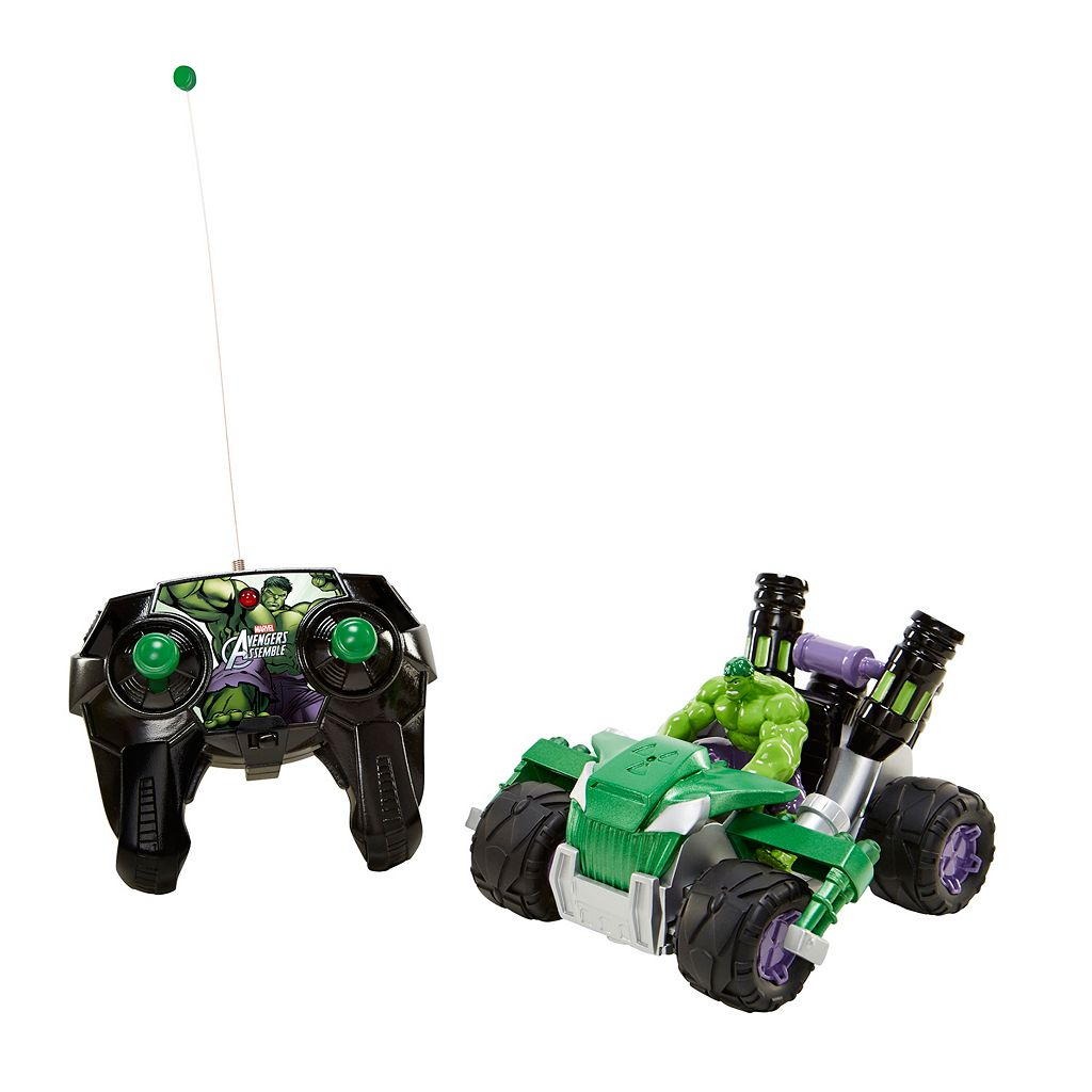Marvel's The Avengers Remote Control Hulk Atomic Rover