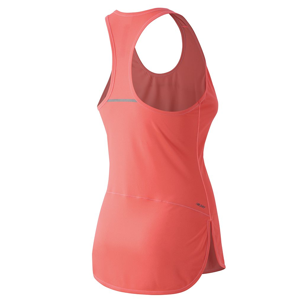 Women's New Balance Accelerate Racerback Running Tank