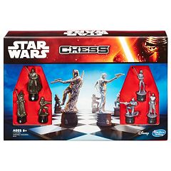 Star Wars: Episode VII The Force Awakens Chess Game by Hasbro by