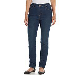 Gloria Vanderbilt Amanda 2.0 Slim Pants - Women's