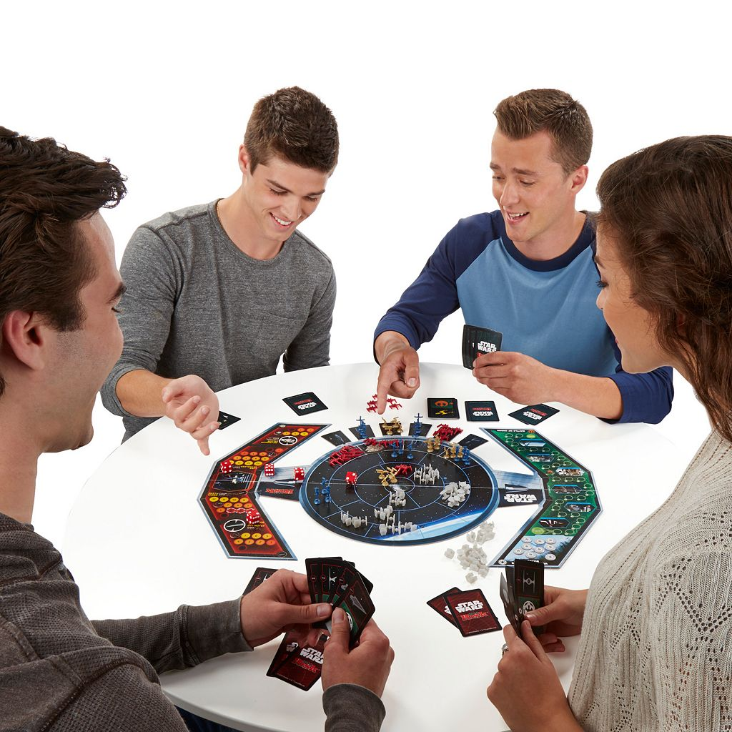 Star Wars: Episode VII The Force Awakens Risk Game by Hasbro
