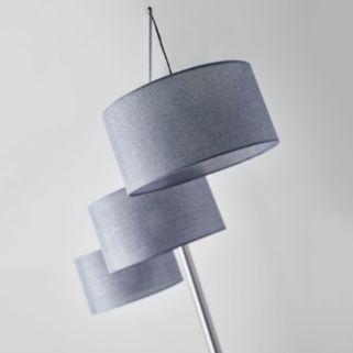 Adesso Wellington Arc Floor Lamp