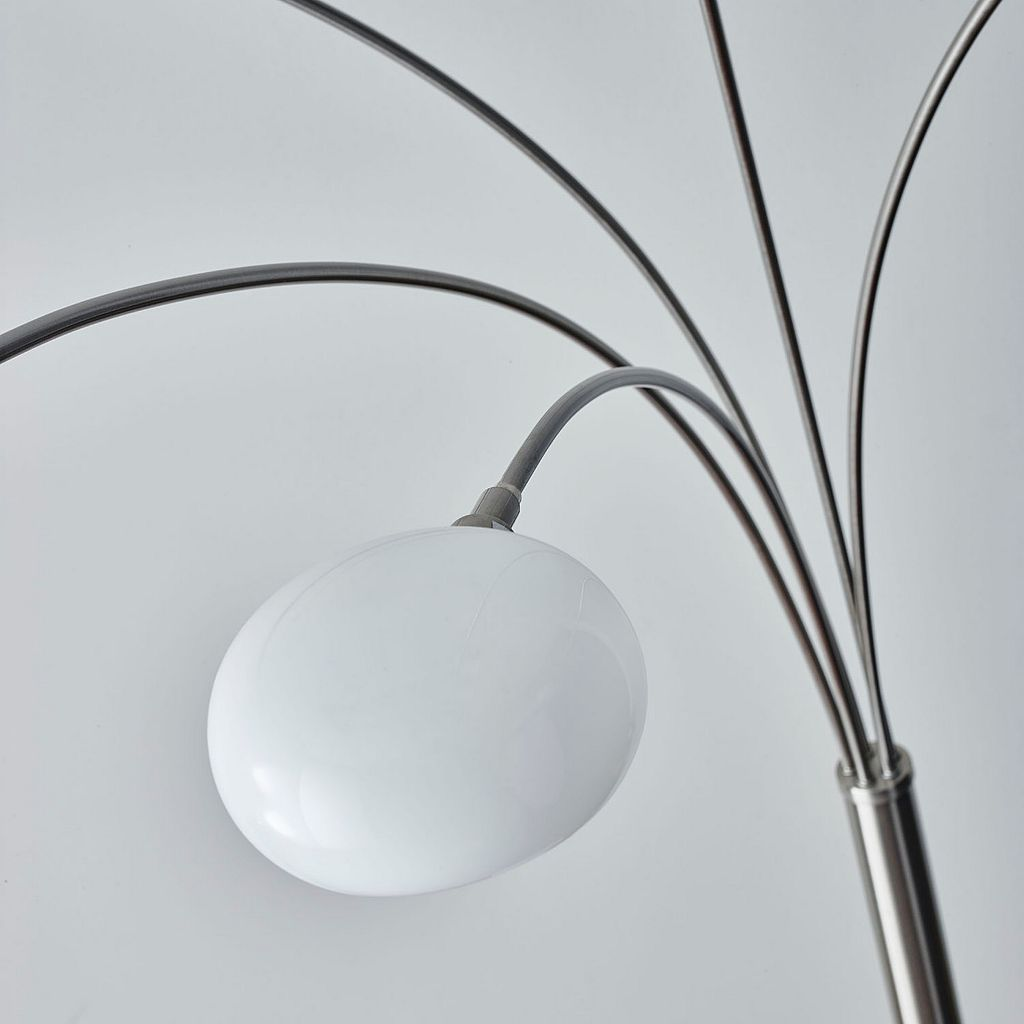 Adesso Luna Arc Floor Lamp