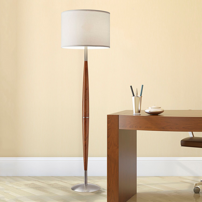 Superb Adesso Hudson Floor Lamp