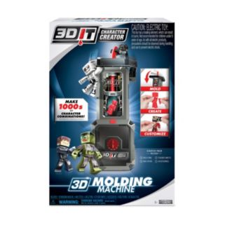 3DIT Character Creator Molding Machine