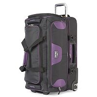 Travelpro Tpro Bold 2 26-Inch Drop-Bottom Wheeled Duffel Bag