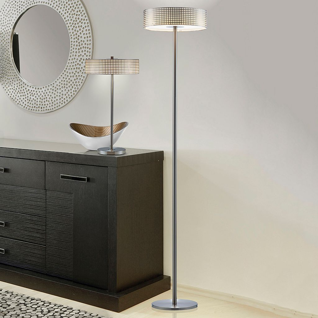 Adesso Wilshire LED Floor Lamp
