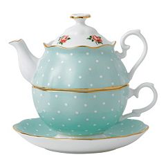 Royal Albert Tea for One 3 pc Tea Set