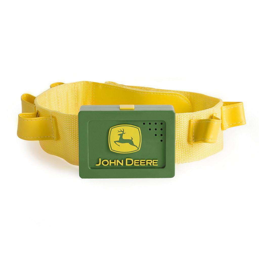 John Deere Deluxe Talking Tool Belt Set