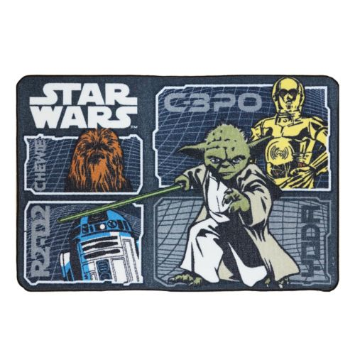 Star Wars Print Game Rug Set - 31'' x 44''