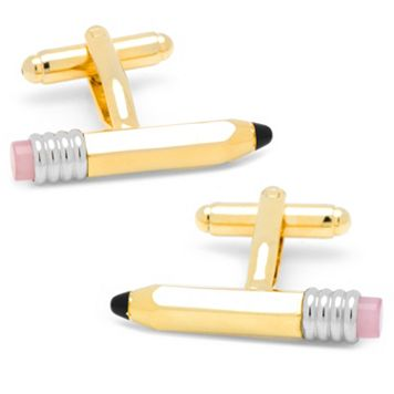 Pencil Cuff Links