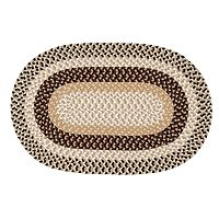 Shenandoah Braided Reversible Indoor Outdoor Rug
