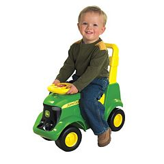 John Deere Sit N Scoot Activity Tractor Ride-On