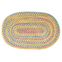 Surfside Braided Reversible Rug