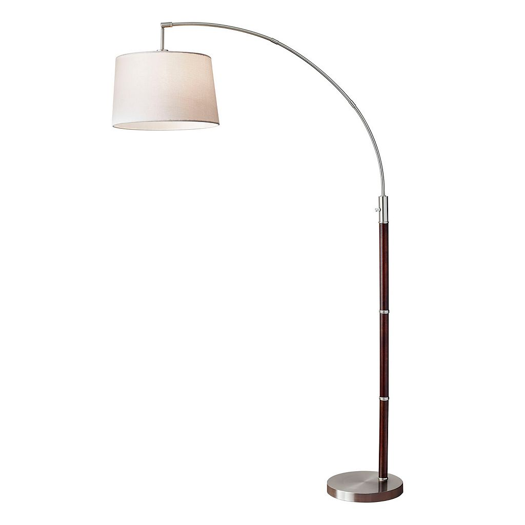 Adesso Alta Arc Floor Lamp