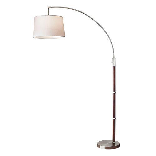 Adesso Alta Arc Floor Lamp