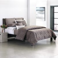 Simply Vera Vera Wang City Shadow 4-pc. Comforter Set