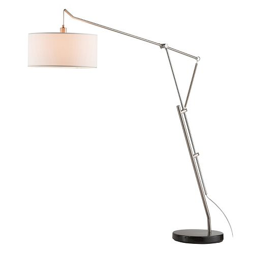 Adesso Brisbane Arc Floor Lamp