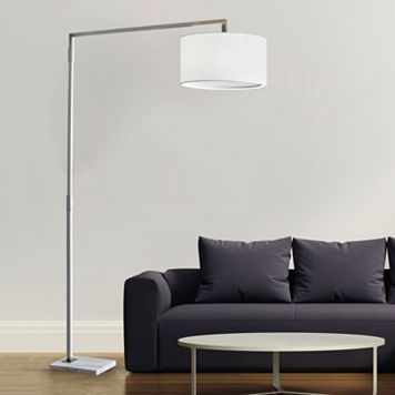 Adesso Delancey Arc Floor Lamp