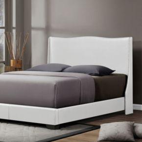 Baxton Studio Duncombe Designer Bed