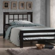 Baxton Studio Aperta Contemporary Bed