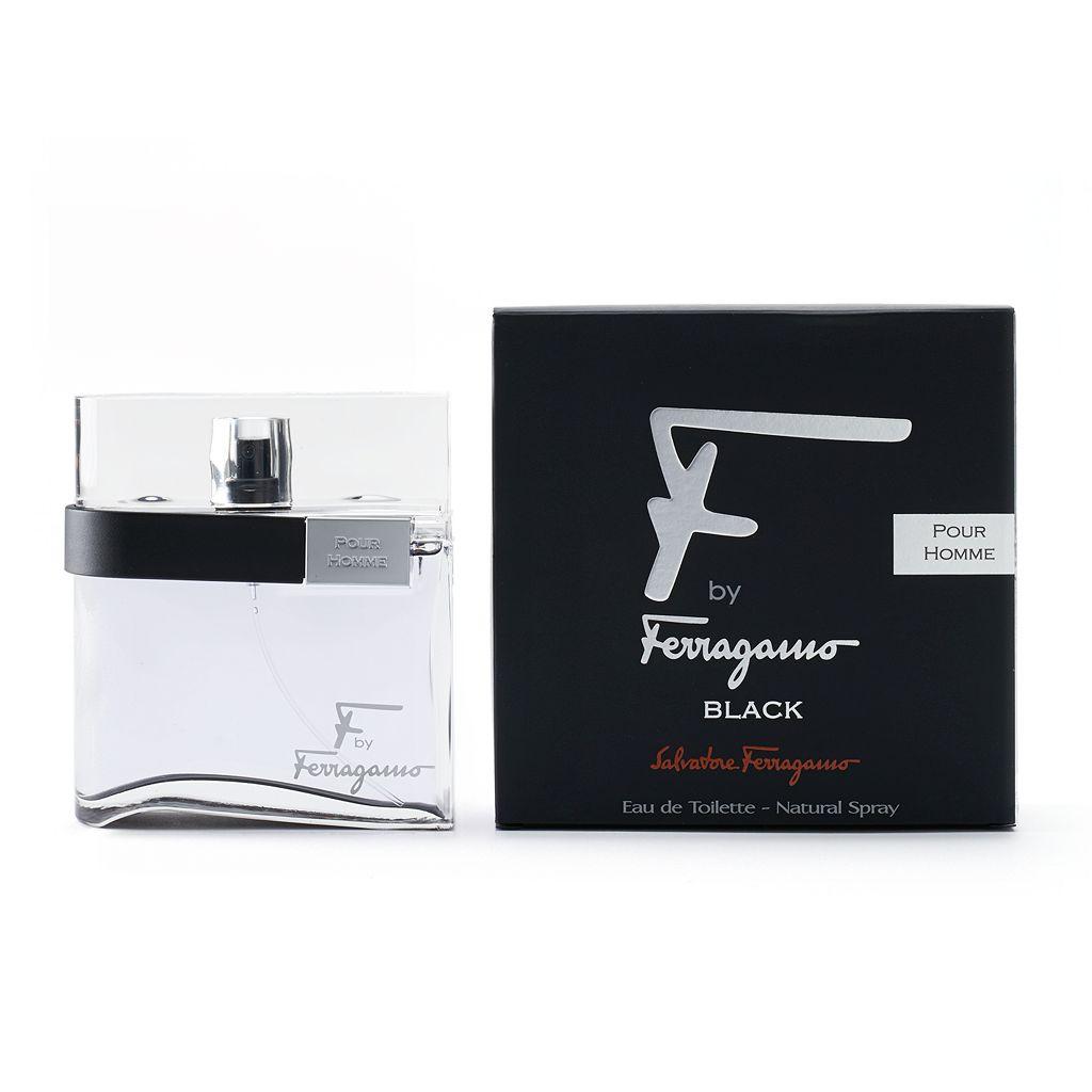 F Black by Salvatore Ferragamo Men's Cologne - Eau de Toilette