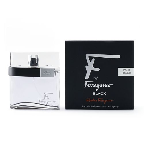 F Black by Salvatore Ferragamo Men's Cologne - Eau de Toilette