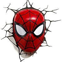 Marvel Spider-Man Mask 3D Night Light by 3D Deco Light