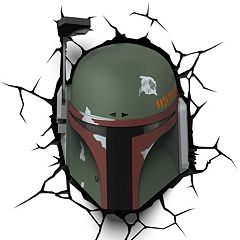 Star Wars Boba Fett 3D Night Light by 3D Deco Light