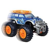 The Black Series Remote Control Land & Water Rover