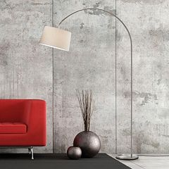 Adesso Goliath Arc Floor Lamp by