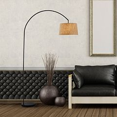 Adesso Goliath Arc Floor Lamp